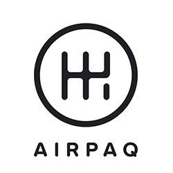 Marca de mochilas recicladas Airpaq en Catbag